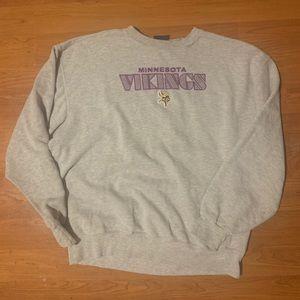 Minnesota Vikings CrewNeck